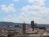 Барселона. Вид с крыши собора святой Евлалии