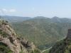 Испания. Монсеррат. Вид с горы