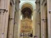 Коимбра. Старый Кафедральный собор Се Велья. Интерьер