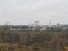 Истра. Вид на Воскресенский Новоиерусалимский монастырь от храма-часовни Вознесения