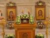 Глебово. Храм Казанской Божией матери (интерьер)