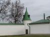 Борисо-Глебский Аносин монастырь. Стена и башня ограды.