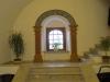 Павловская Слобода. Лестница, ведущая в домовую церковь святых Царственных Страстотерпцев