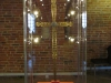 Бронзовый крест. XI в.