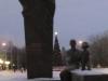 """Череповец. Памятник металлургам """"Преемственность поколений"""