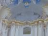 Полоцк. Собор Святой Софии (интерьер)