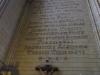 Загреб. Кафедральный собор Вознесения блаженной Девы Марии (текст на глаголице)