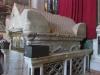 Ровинь. Церковь святой Ефимии. Саркофаг с мощами святой Ефимии