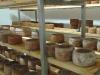 Массерия La Calcara. Хранилище сыра