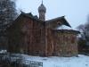 Мячин Воскресенский монастырь. Церковь Иоанна Милостивого на Мячине