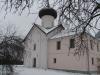 Зверин монастырь. Церковь Симеона Богоприимца