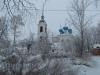 Село Аббакумцево. Церковь Петра и Павла