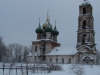 Село Рыбницы. Спасская церковь