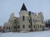 Поселок Красный Профинтерн. Замок Понизовского