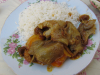 Обед (по дороге в Тегеран)