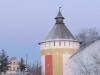 Спасо-Прилуцкий Димитриев монастырь. Конюшенная башня