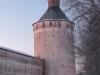 Кирилло-Белозерский монастырь. Московская башня
