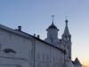 Спасо-Прилуцкий Димитриев монастырь. Надвратная Вознесенская церковь