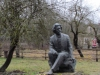Здравнёво. Памятник И.Е. Репину