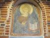 Спас Пантократор. Роспись в нише на внешней южной стене крестовой палаты