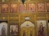 Суздаль. Музей деревянного зодчества. Интерьер церкви