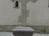 Суздаль. Спасо-Евфимиев монастырь. Крест над могилами рода Пожарских