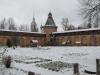 Суздаль. Спасо-Евфимиев монастырь. Сад