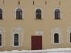 Детинец. Владычная палата (фрагмент фасада)