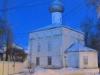 Вологда. Ильинская церковь