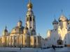 Вологда. Собор в честь Воскресения Христова, соборная колокольня, Софийский собор