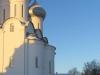 Вологда. Софийский собор и шаламовский дом